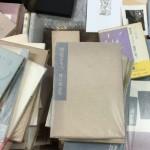 近代文学書や詩集、限定本など約3500冊の大量出張買取させて頂きました