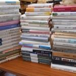 哲学書や宗教、キリスト教に関する本を出張買取させて頂きました