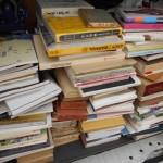 中国明清の書や浮世絵師呼称辞典など美術に関する本をお譲り頂きました