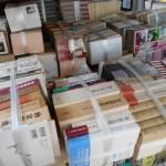 宗教書や美術書等様々なジャンルの古本を大量出張買い取りさせて頂きました