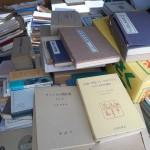 言語学や国語学、国文学書を出張にてお売り頂きました
