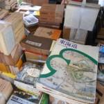 北杜夫全集や大日本地名辞書など幅広いジャンルの本を横浜市にて出張買い取りさせて頂きました