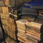日本映画縦断や映画監督深作欣二など映画関係の古書をお売り頂きました