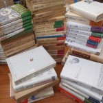 パサージュ論や東洋文庫から洋書まで様々なジャンルの本を出張買い取りさせて頂きました