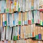 講談社文芸文庫やちくま学芸文庫など文庫本を多数お売り頂きました