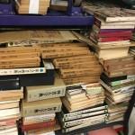 汲古書院の日本漢詩など漢文学関係の古書や古典文学など国文学関係の本を大量出張買い取りさせて頂きました
