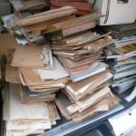 満州鉄道関連の資料や戦前の日本軍の軍事資料や絵葉書、写真帖等を買取させて頂きました