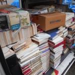 文学書から美術、映画、など様々なジャンルの本やCDをお売り頂きました