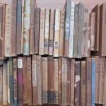 太宰治や堀辰雄などの古い文学書や詩集、草稿を出張にてお売り頂きました