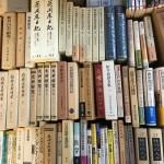 蘭学の家桂川の人々や明治百年史叢書など歴史専門書を多数お譲り頂きました