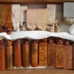 書道書と共に石印材や硯など書道具も買い取りさせて頂きました