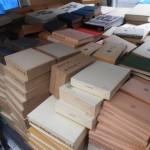島津忠夫著作集や山東京伝など全集を出張にてお売り頂きました