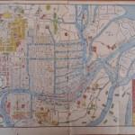 御江戸大絵図や武蔵國全図など古地図をお売り頂きました