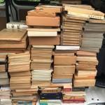 大量の書道書を出張買取させて頂きました