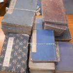 二十七松堂文集など古い和本を福島県伊達市より宅配便にてお送り頂きました