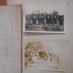 寺社仏閣の建築資料や関東大震災など戦前の古い写真をお売り頂きました
