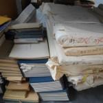 書道書と共に書道用半紙や墨などもお売り頂きありがとうございました