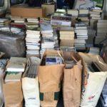 文学全集や美術書など大量の本を買い取りさせて頂きました